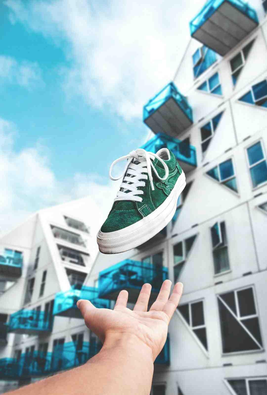 Comment nettoyer des chaussures en daim