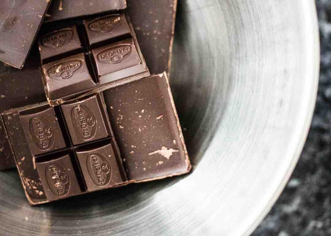 Quel chocolat noir est bon pour la santé ?