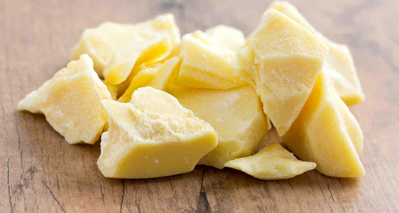 Quel goût a le beurre de cacao ?