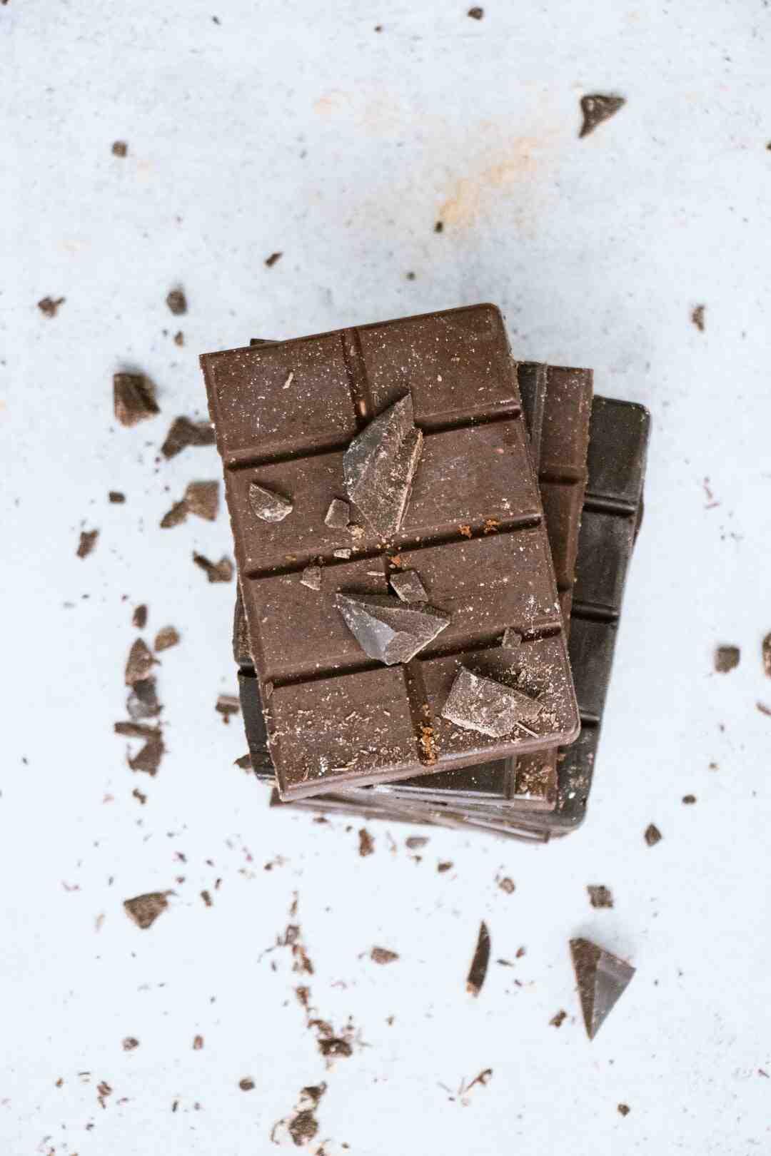 Quelle quantité de chocolat noir par jour ?