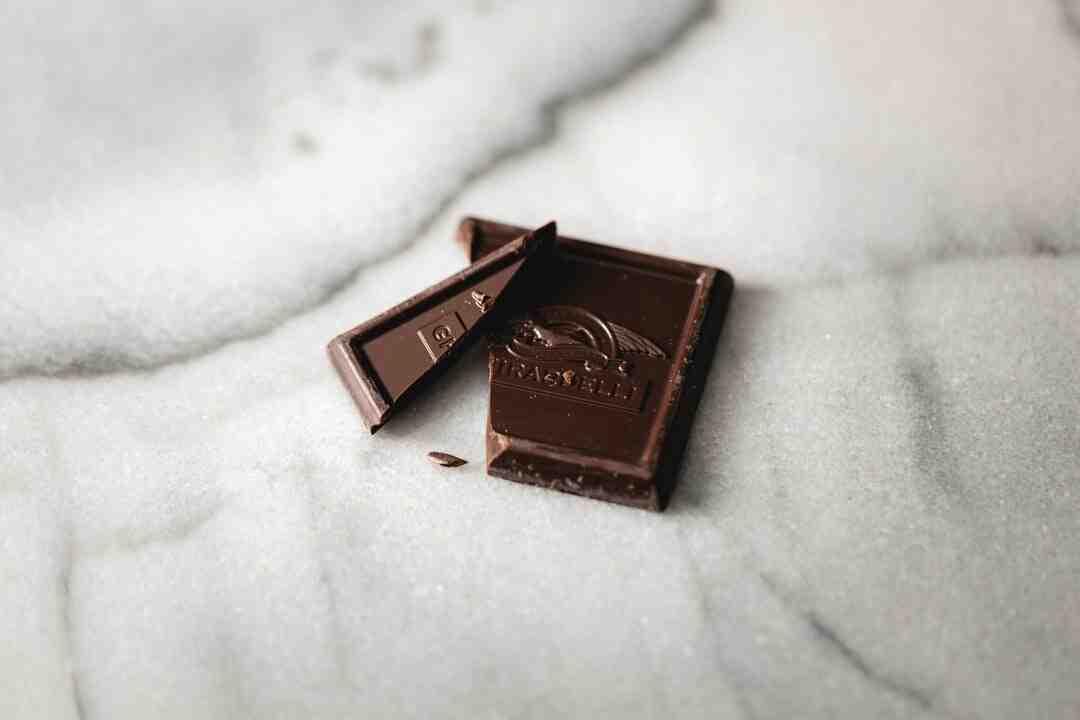 Quelle quantité de chocolat noir par jour par jour ?